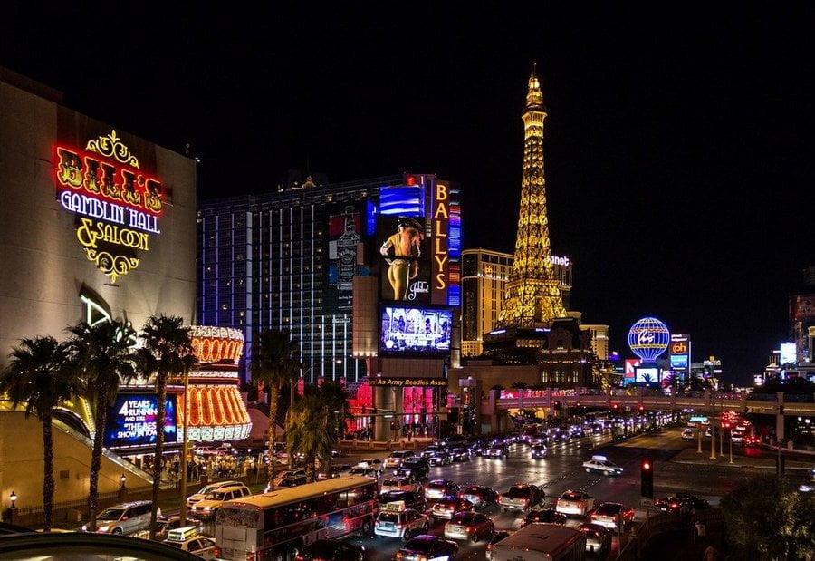 Besøk et ekte casino